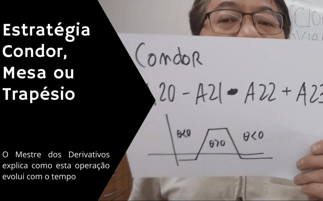 Dinâmica Condor, Mesa ou Trapézio