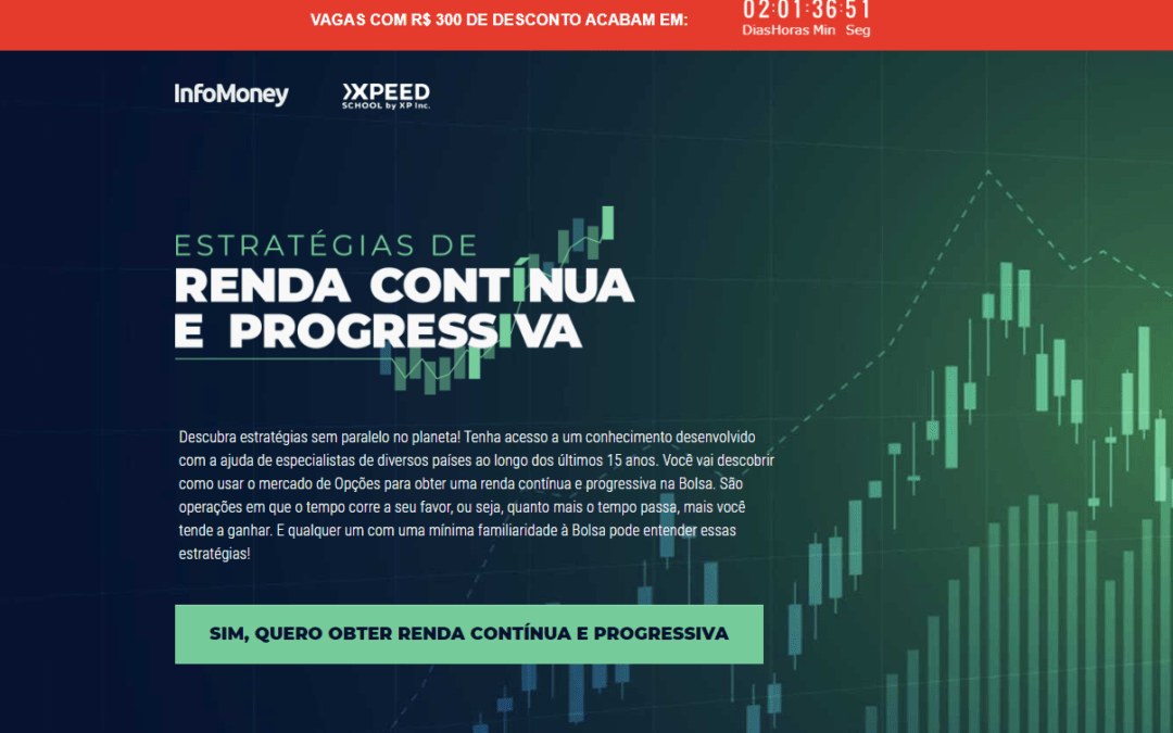 Nova Turma – Renda Continua Progressiva