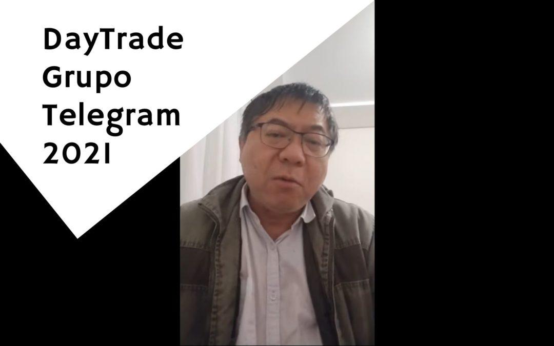 DayTrade Grupo Telegram 2021